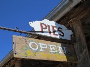 Pies - Open