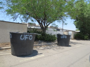 UFO Trash