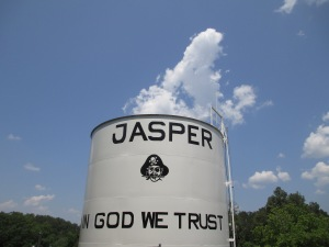 Jasper - In God We Trust
