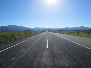 Long Road Landscape