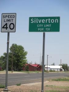 Silverton Population