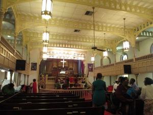 Inside Big Zion