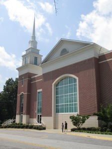 First Baptist Simpsonville