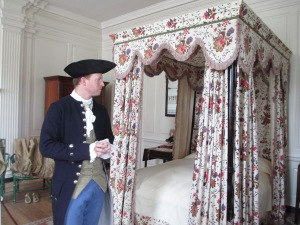Guide in the Govenor's House