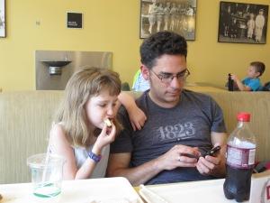 Josh and Sarah