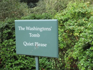 Washingtons' Tomb