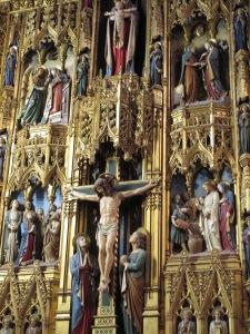 Chapel Altar Piece