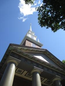 Harvard Chapel