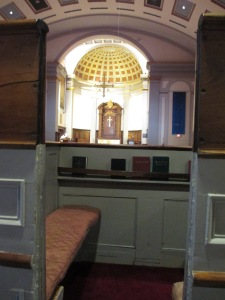 View from the Pew