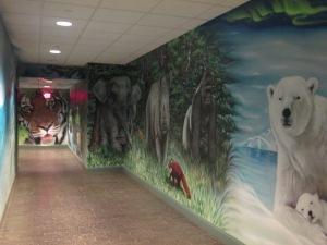 Endangered Hallway