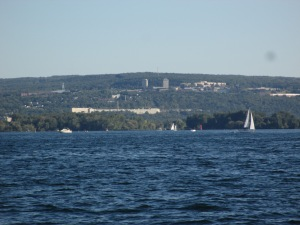 Ithaca from the Lake