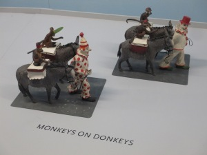 Monkeys on Donkeys