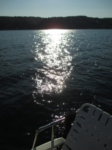 Sun on the Water
