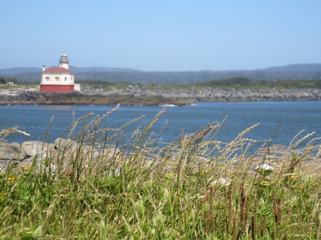The Lighthouse at Bandon, OR.