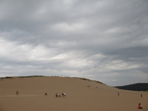 Sand and Tumbleweeds