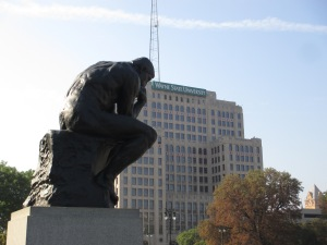 Wayne State Thinker