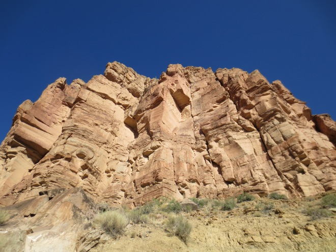 Cliff face
