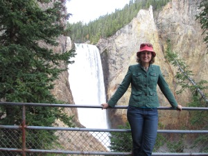 Me and the Lower Falls