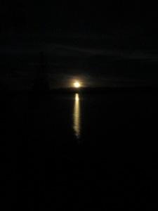 Moon Shining