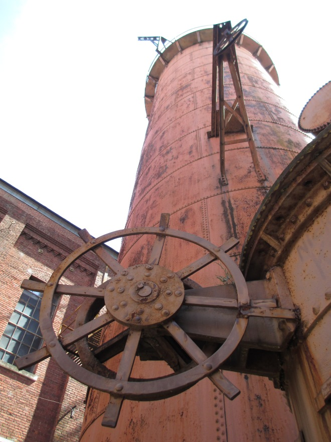 Wheel and Tower