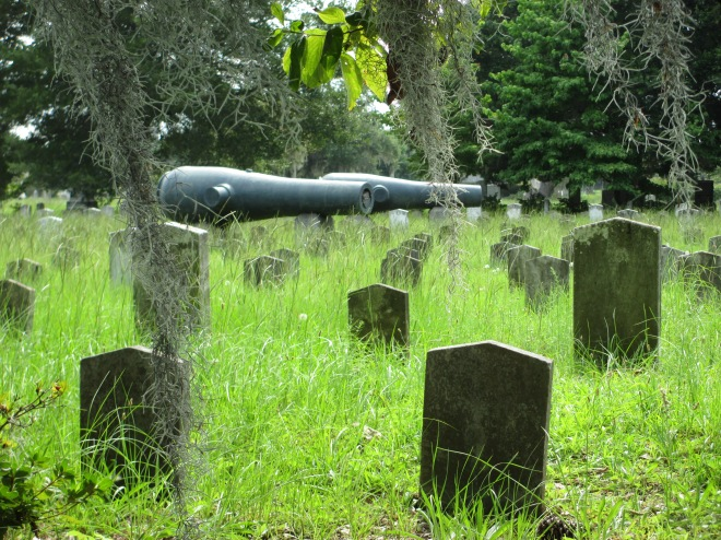 Cannons and Graves