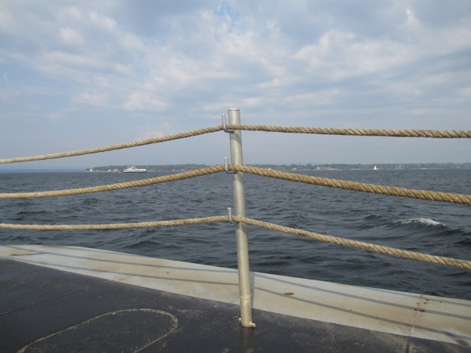 Ferry ropes