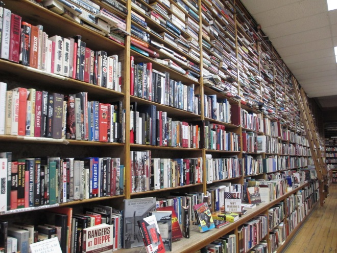 Books Landscape