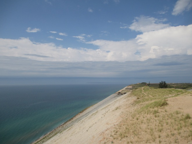 Clear Dune View with Photo
