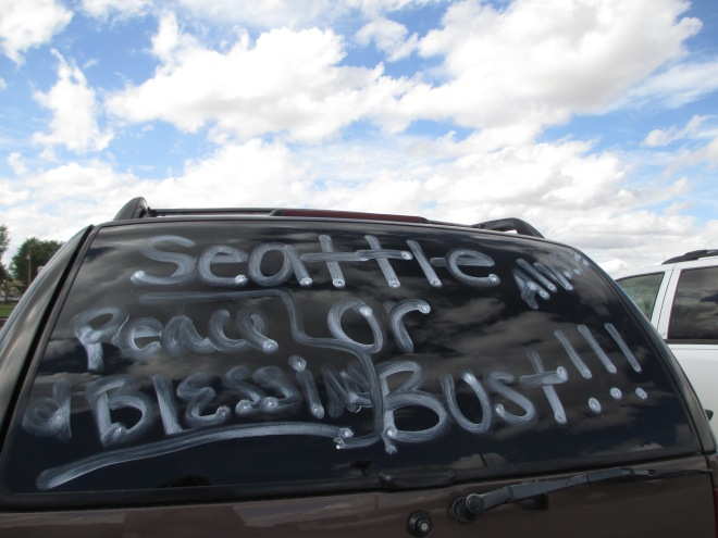 Seattle or Bust 2