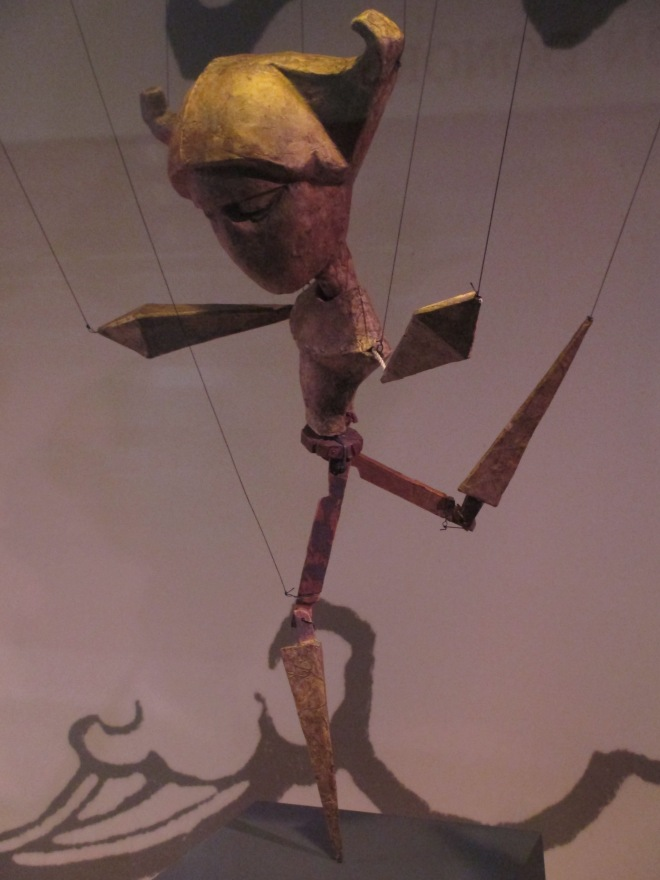 Second Puppet