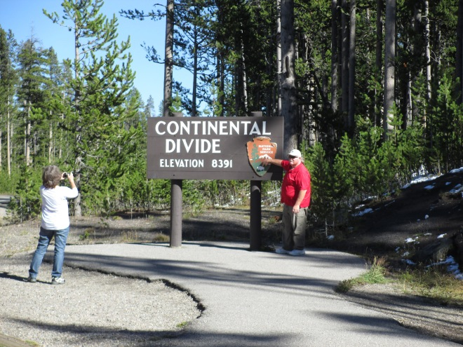 Photos at the Continental Divide